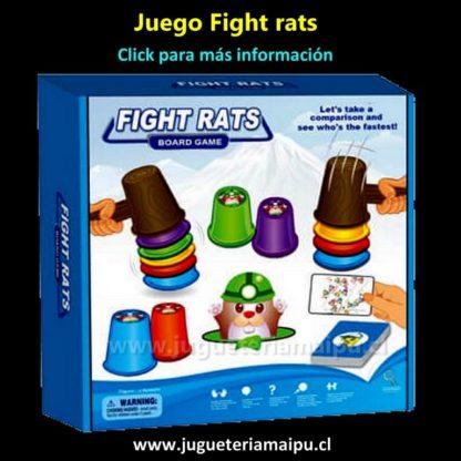 fights rats